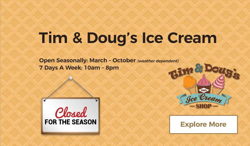 Tim & Doug's Ice Cream
